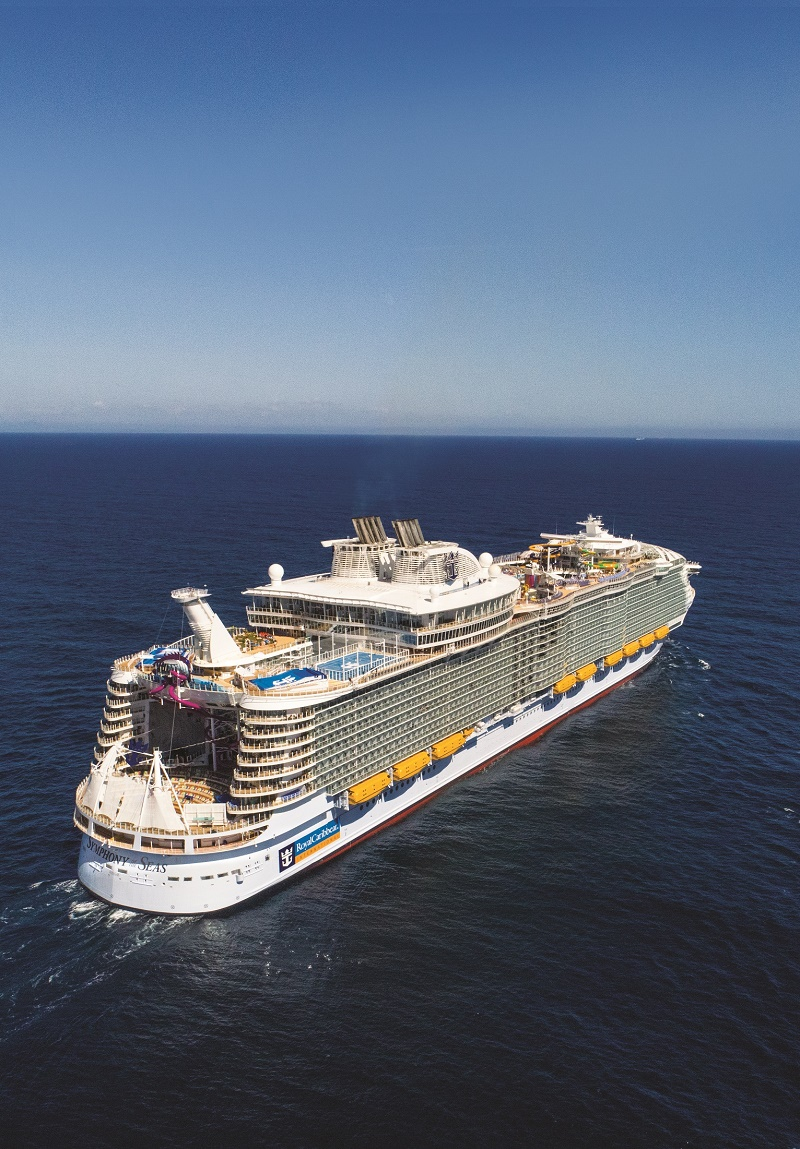 Symphomy of the Seas